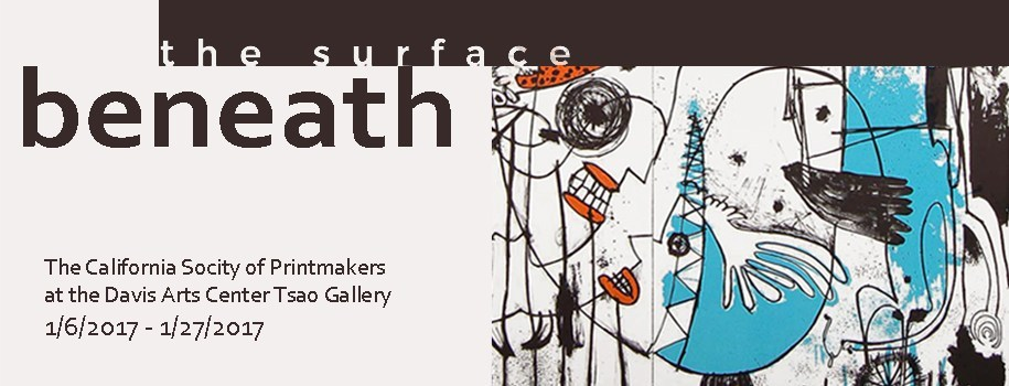 Beneath the Surface Exhibition Banner