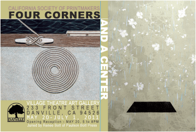 Four Corners Exhibition Postcard