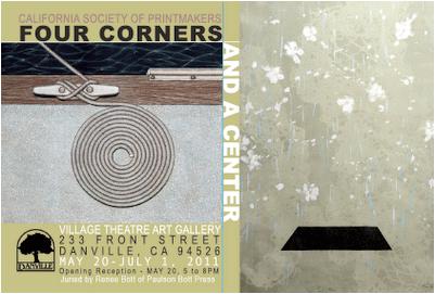 Four Corners Exhibition Postcard